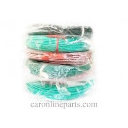 สายไฟเต็ม-คละสี  1.5มิล (Automotive Wire Cable)