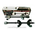ชุดเหนี่ยวสปริงโช๊คขาคู่ S&S (Car Coil Spring Compressor Clamp Set)
