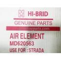 กรองอากาศ M/S STRADA 2.5-2.8 ใบพัด  Ref No.MD620563 HI-BRID
