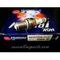หัวเทียน บล็อกเล็ก 16มิล No.BKR7EIX-11 IRIDIUM NGK