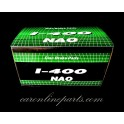 ผ้าดิสเบรคหน้า M/D BT50 Pro No.PI-2074 NAO