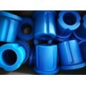 ยางหูแหนบหลัง KBZ, TFR, D-MAX ยูรีเทรน สีน้ำเงิน No.94234-319