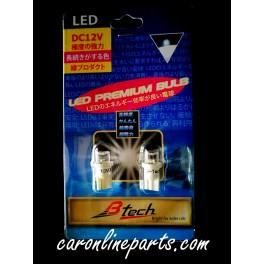 หลอดไฟเสียบ LED 12V สีขาว No.BL10W B-TECH