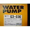 ปั๊มน้ำ D-MAX COMMONRAIL No.G3-036 PARAUT