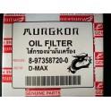 ไส้กรองน้ำมันเครื่อง D-MAX COMMONRAIL No.8-97358720-0 MUNGKON