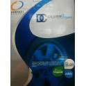 ผ้าดิสเบรคหน้า YARIS 1.5E,G'2006-12, VIOS 1.5E,G'2008-12, PRIUS 1.8'2010-13 No.DCN-686 COMPACT