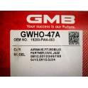 ปั๊มน้ำ HONDA CITY-JAZZ'03-06 No.GWHO-47A GMB