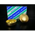 ตาน้ำทองเหลือง 35มิล (กล่องละ 10ตัว)