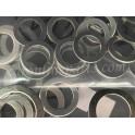 แหวนอลูมิเนียม M18 หนา 1.5มิล (แพ็คละ 20ตัว)