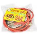 สายพ่วงแบตเตอรี่ 3 เมตร (jumper cables)