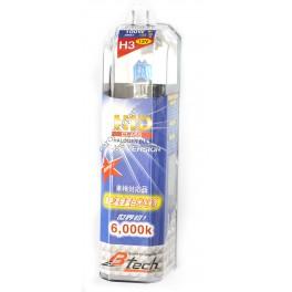 หลอดไฟซีนอน-แสงขาว H3 12V 100W B-TECH