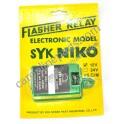 เฟรชเชอร์ไฟเลี้ยว 12V NIKO (flasher relay)