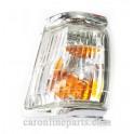 เสื้อไฟหรี่มุม-ชุบ TIGER LH  (ไม่มีขั้ว) 03-35100L Diamond