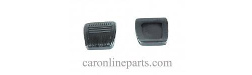 ยางเหยียบเบรค-คลัช (Clutch & Brake Pedal Pad Rubber)