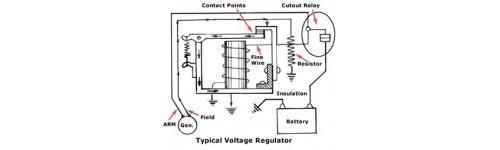 คัทเอ้าท์ไดชาร์ทรถยนต์ (Vehicle voltage regulator)