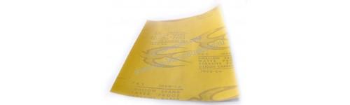 กระดาษทราย (Abrasive paper)